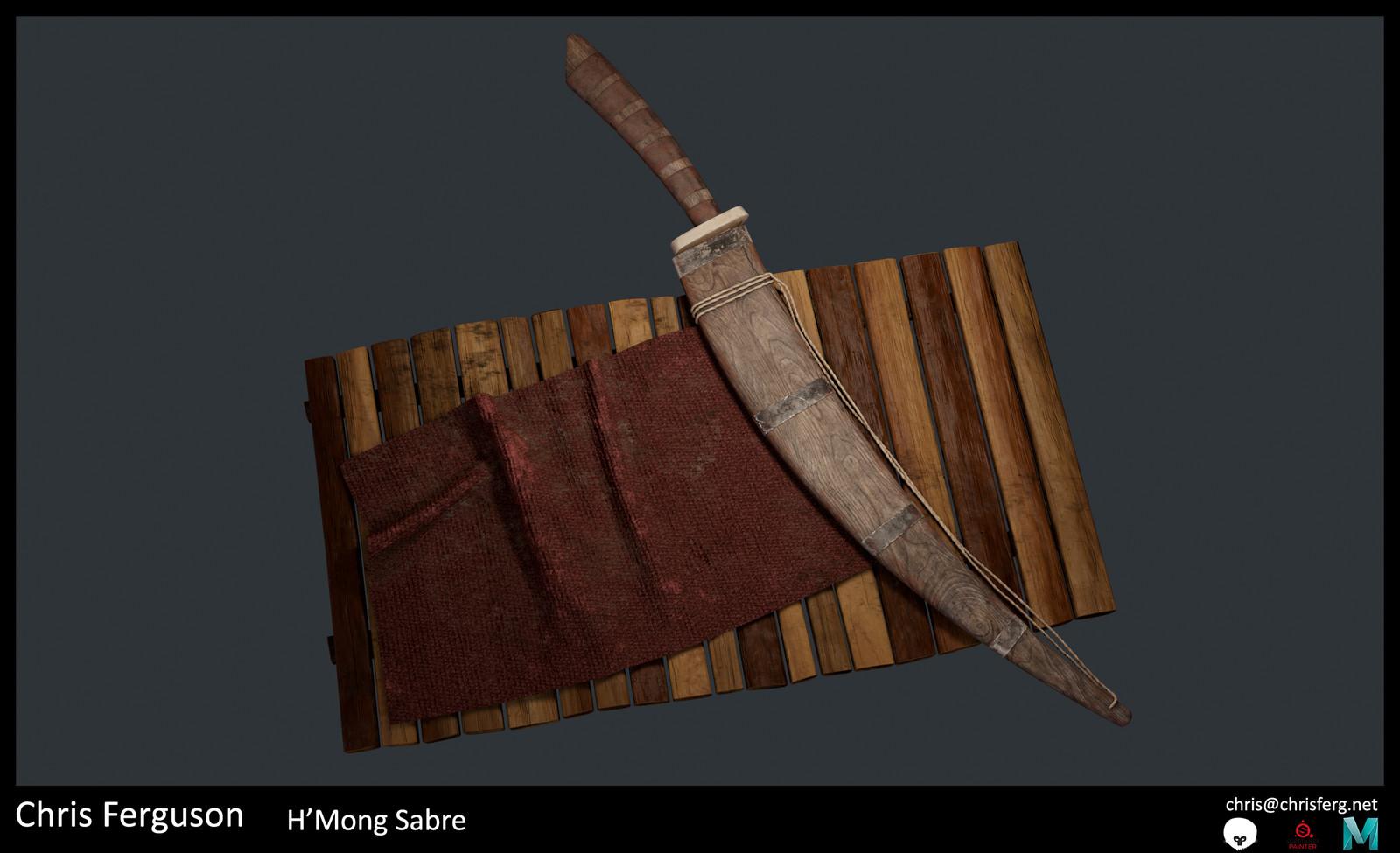 H'Mong Sabre