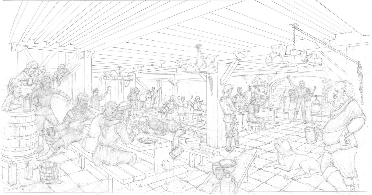 Robert baird drawing