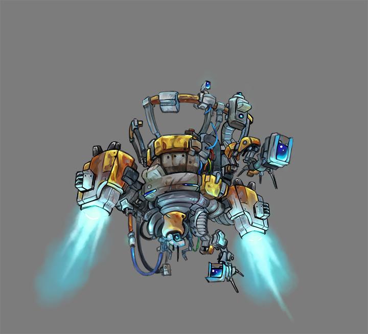 Machine overseer platform