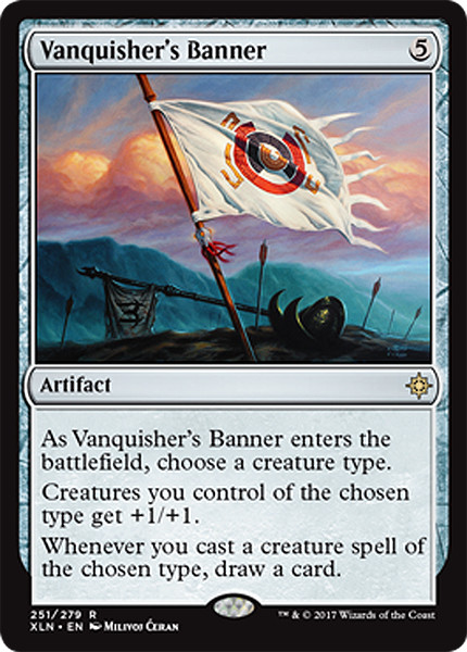 """Vanquisher's Banner"" by Milivoj Ćeran 2016.