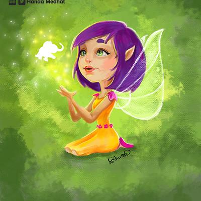 Hanaa medhat faerie