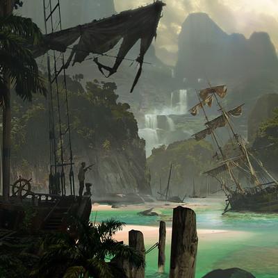 Mateusz ozminski pirate s bay