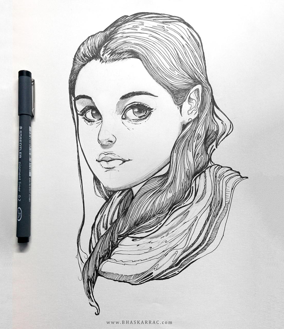 Sketchbook pages - 4