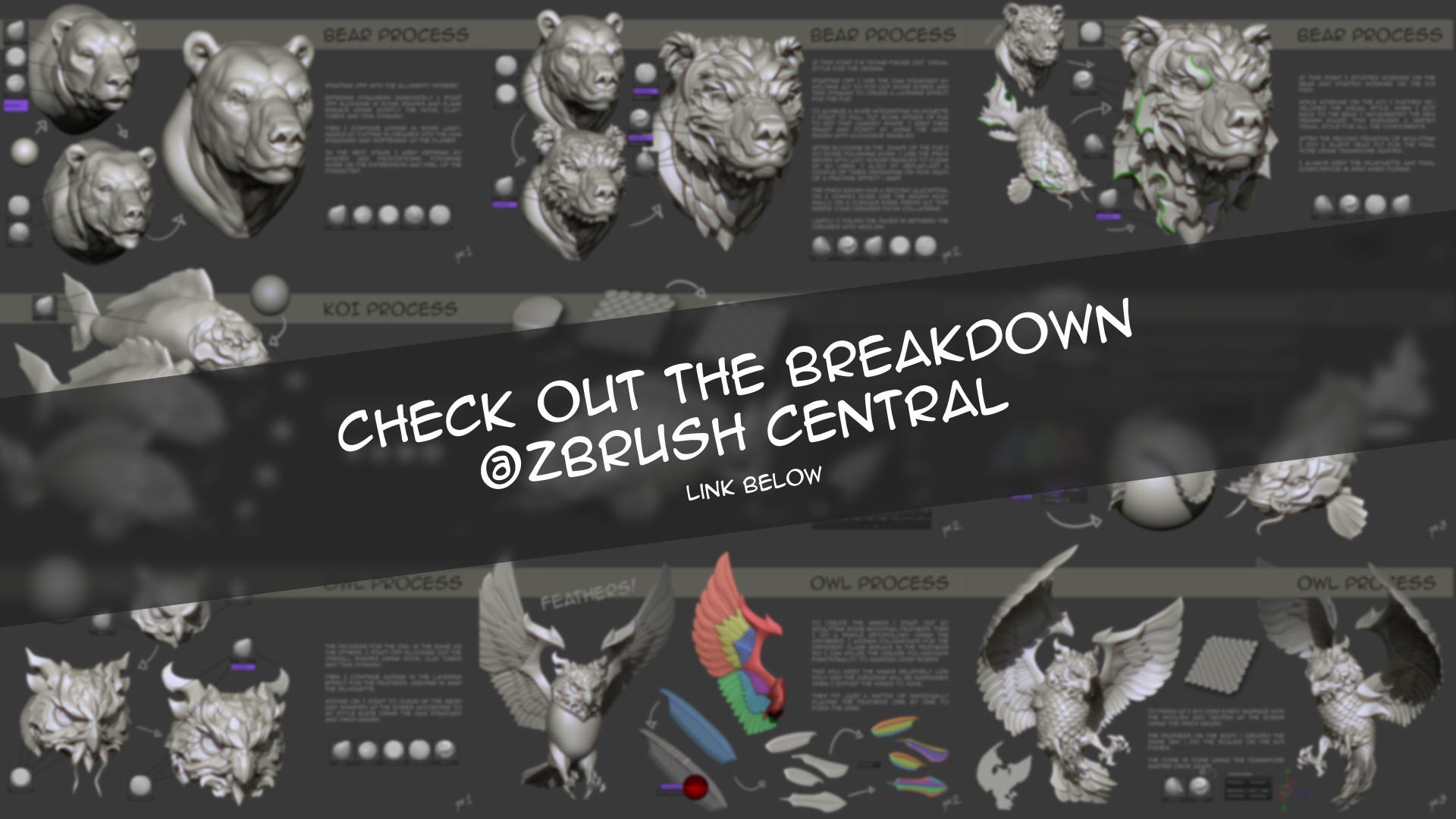 http://www.zbrushcentral.com/showthread.php?178670-Asbj%C3%B8rn-Nedrehagen-s-Sketchbook&p=1216856&infinite=1#post1216856