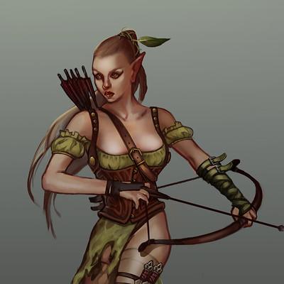 Lesta danica badass elf 10