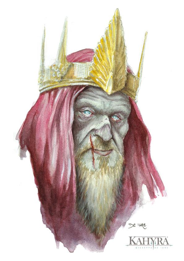 Giuseppe de iure giuseppedeiure vojif portrait concept2 kahyra