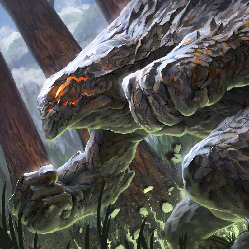 Hero Realms - Ruin of Thandarr - Stone Golem