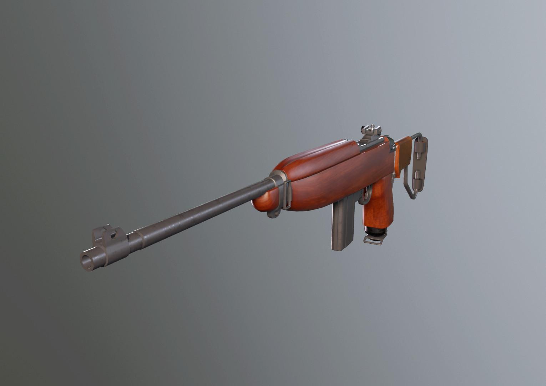 Clint bone gun03