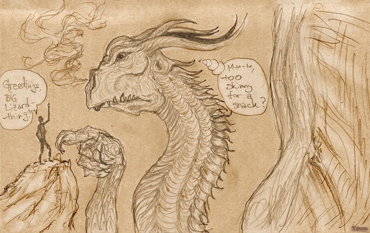 More draconic dialogs