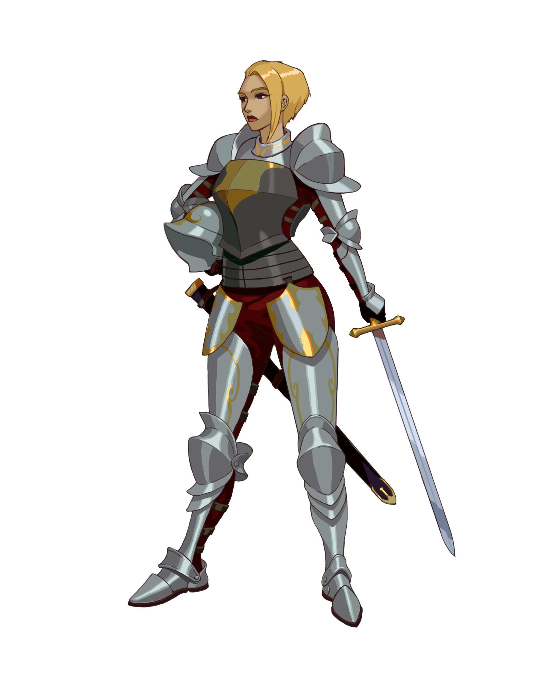 Knights by tippi Lim