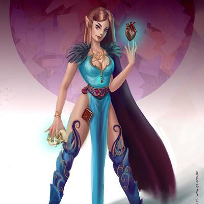 Gabriela shelkalina gabriela shelkalina bloodthirsty priestess4