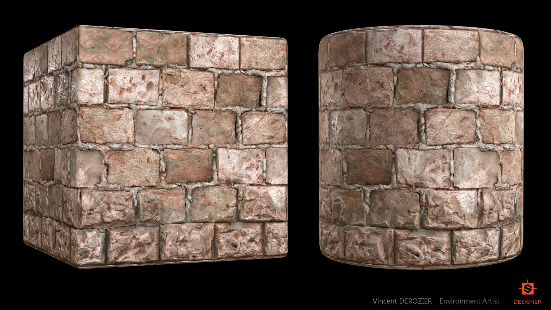 Vincent derozier 11 wallstone 00