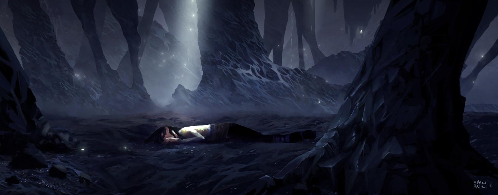 Eren arik cave