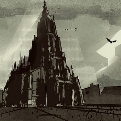 Thomas moehring birdly illustration ulm by moehring