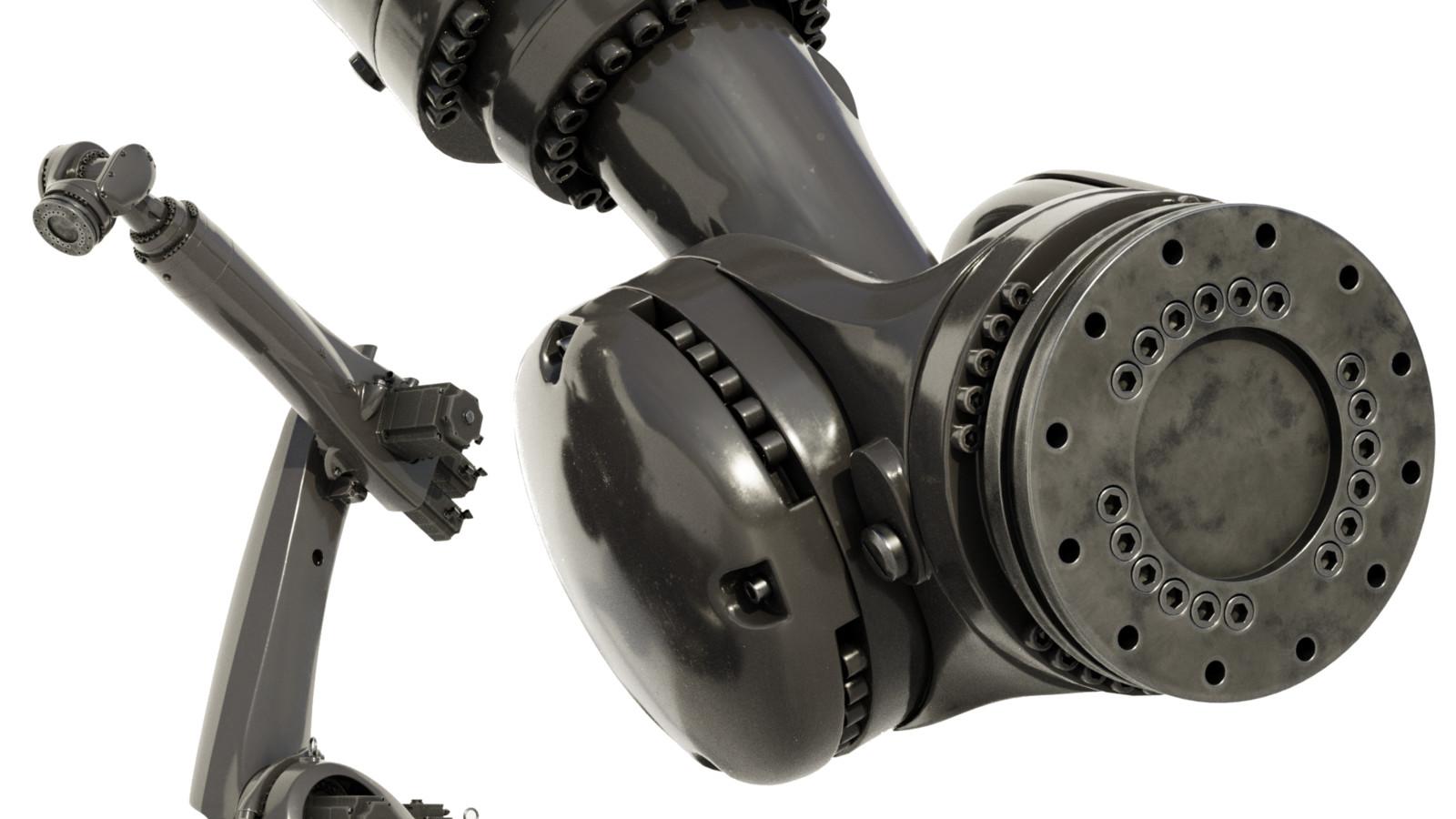 RoboMoco Render