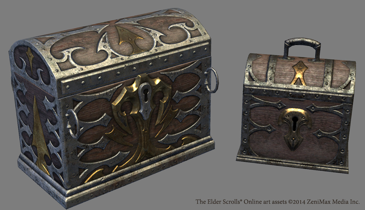 Chests for the Undaunted ste