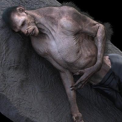 Constantine sekeris werewolf down01a