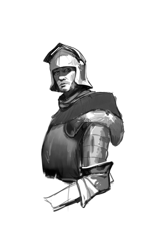Denis aurelian mocanu knight 0