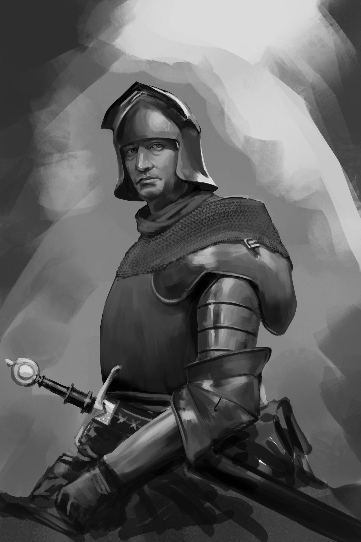 Denis aurelian mocanu knight 6