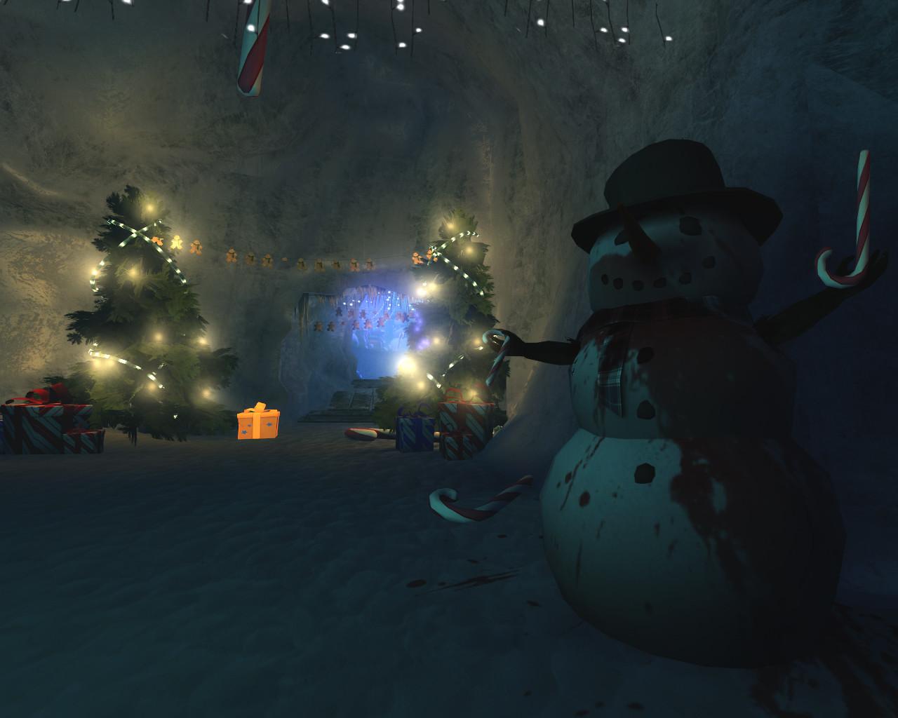 Tom miller snowman2