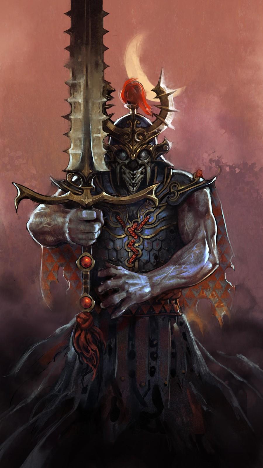 Sword of Barbed Bone