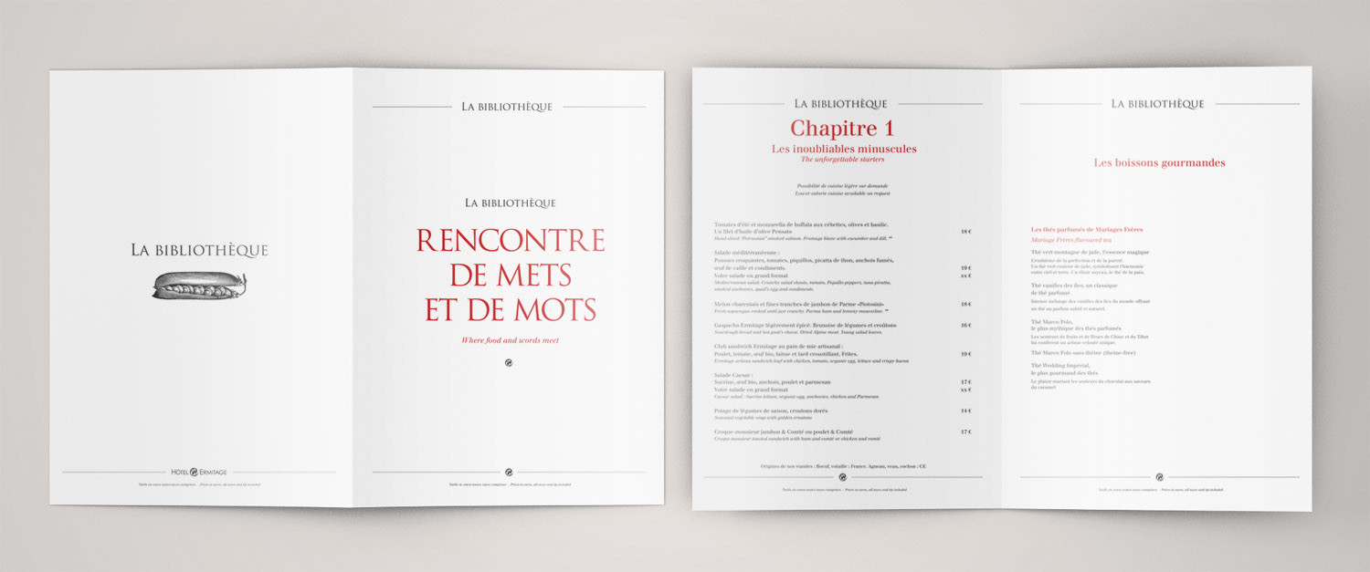 Laurent ducrettet menu biblio 1