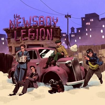 Gleb melnikov newsboy legion copy