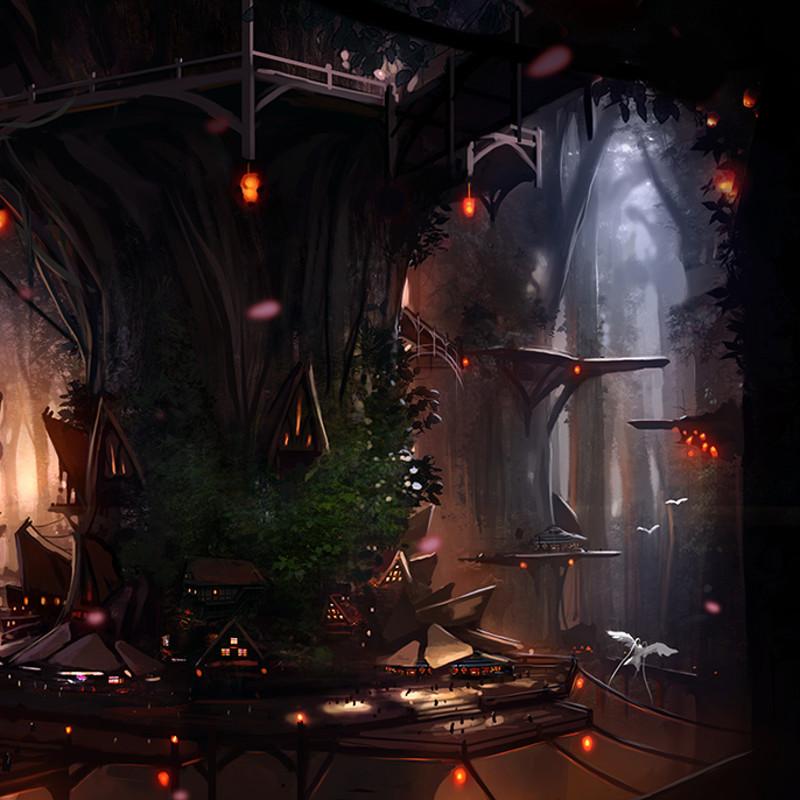Evergreen - The Eternal Forest