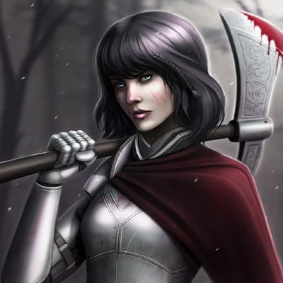 Mauricio morali the huntress