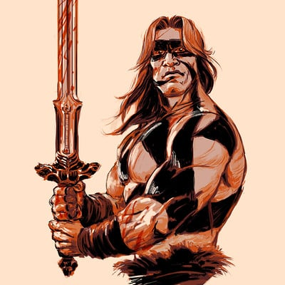 James bousema 10 conan 6x8