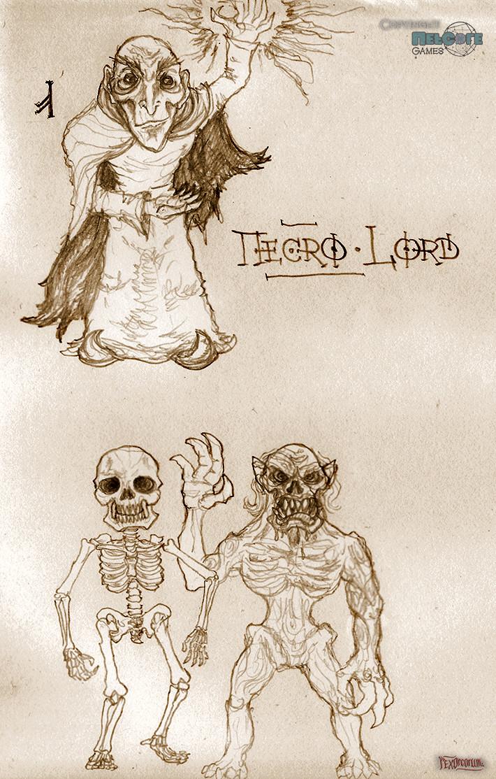 Ye friendly undeads