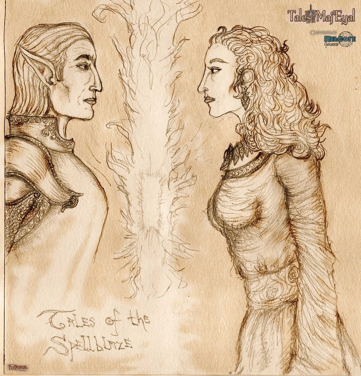 The Spellblaze Chronicles