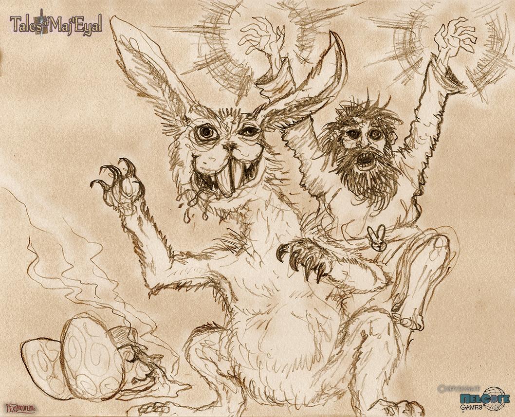 Pikataclysm / Bunnypocalypse