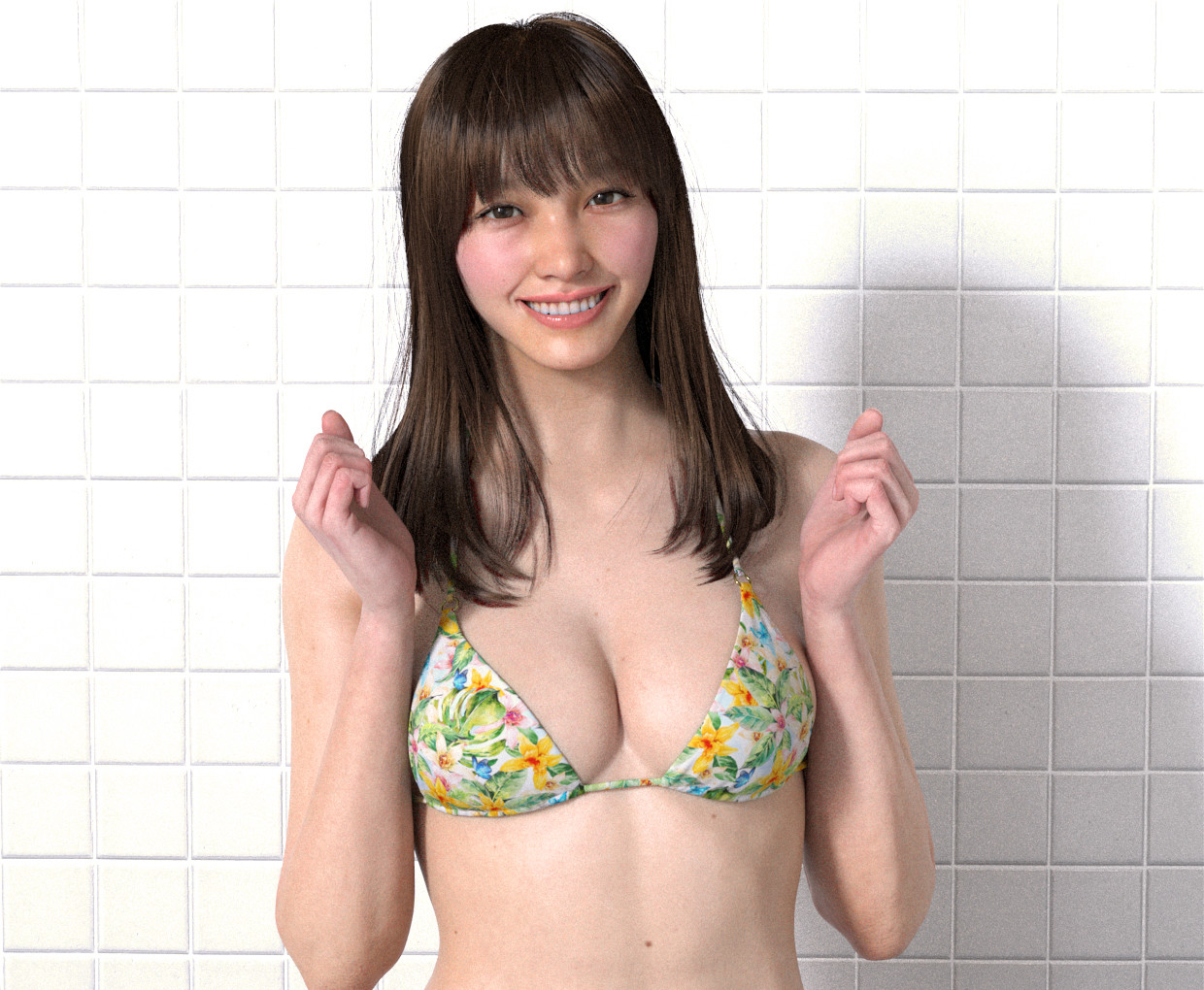japanese girl body