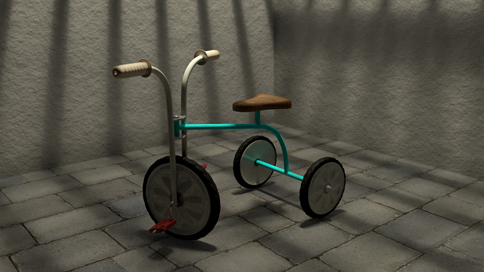 Rajesh sawant tricycle2