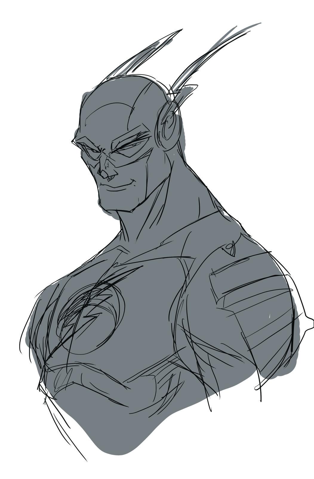 Bust Flash concept