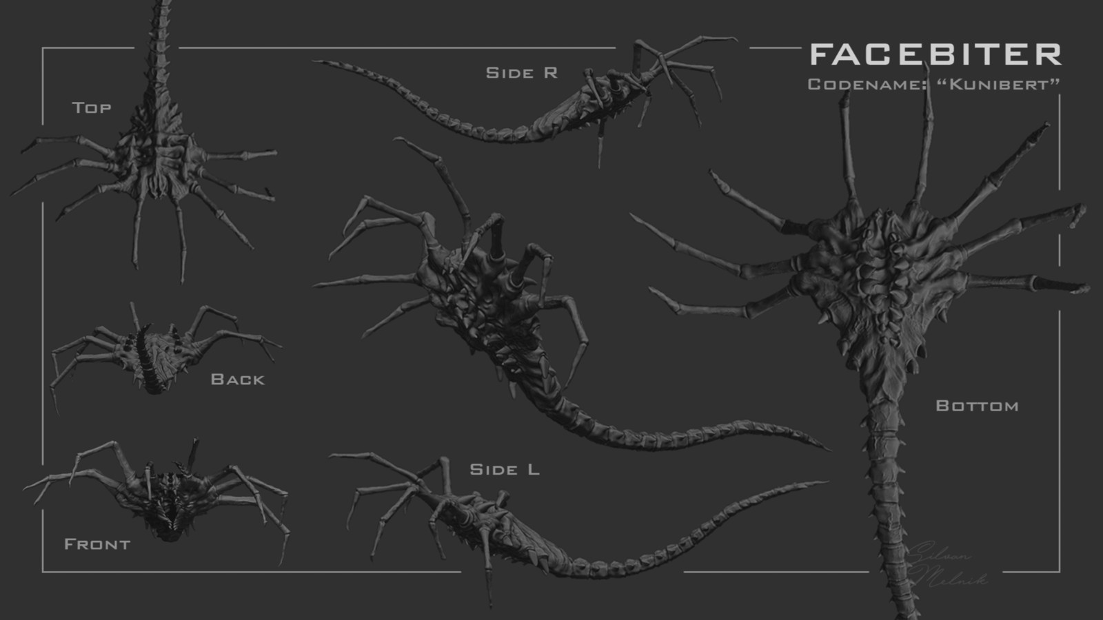 Facehugger Revision - Facebiter