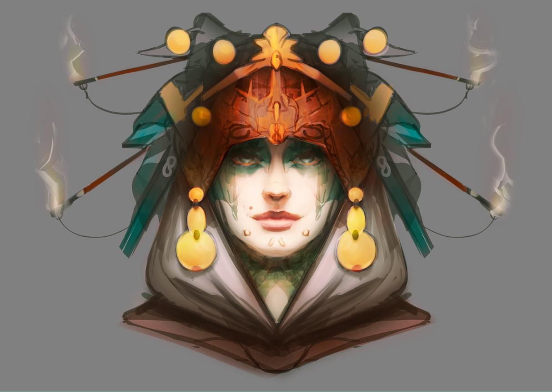Ryan wheeler blindingcore priestess