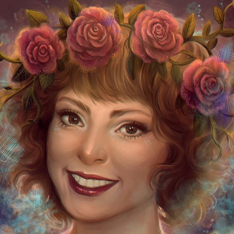 Portrait of Laryssa