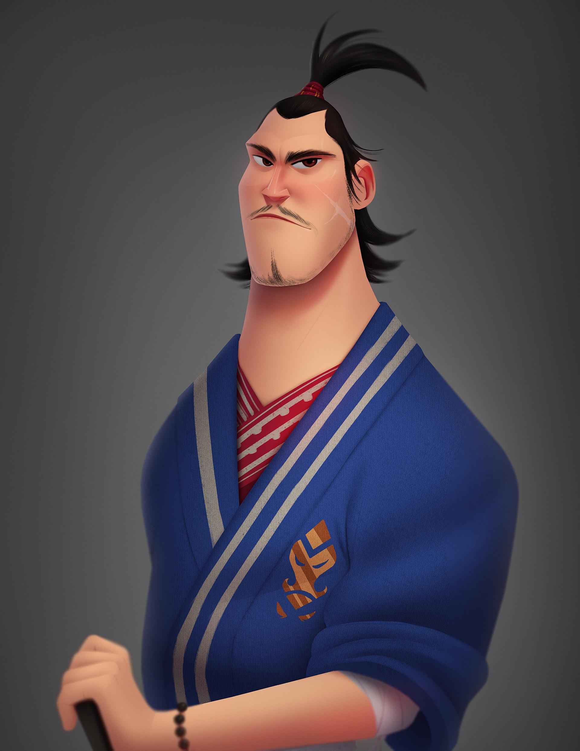 Rayner alencar samurai postar