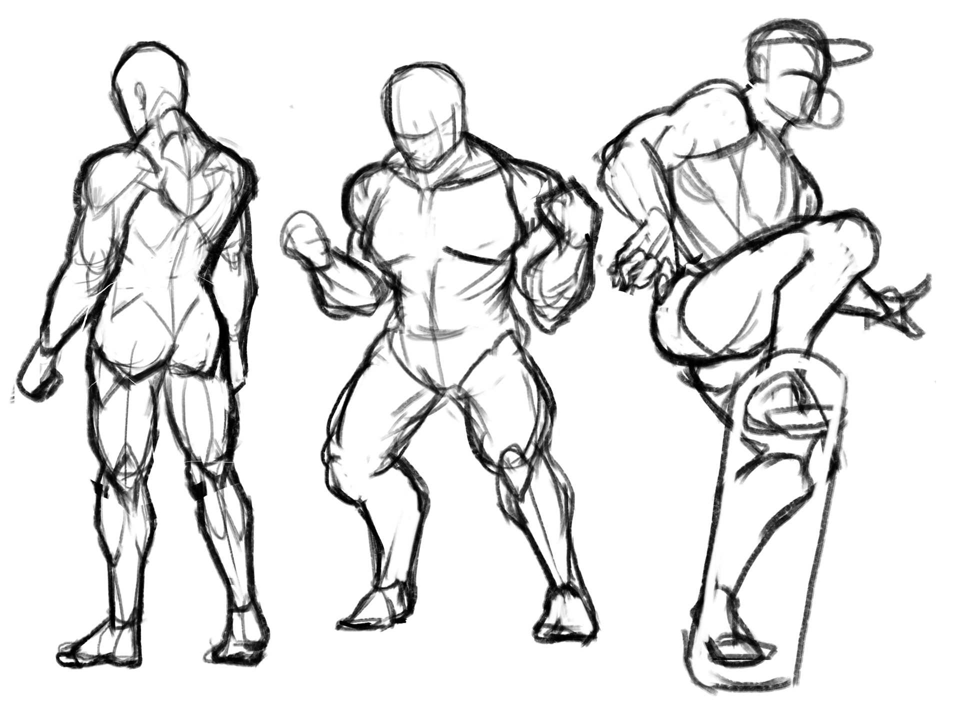 Sermor Chun Body Movements