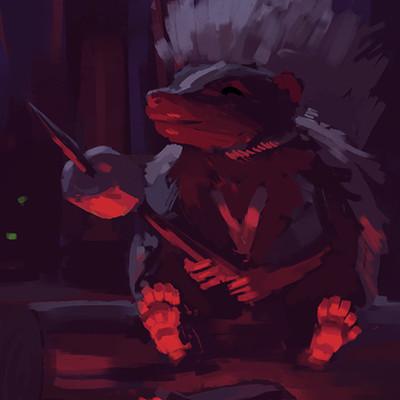 Devin platts campfire skunk
