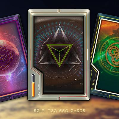 Combo 21 team sci fi cards 1 1