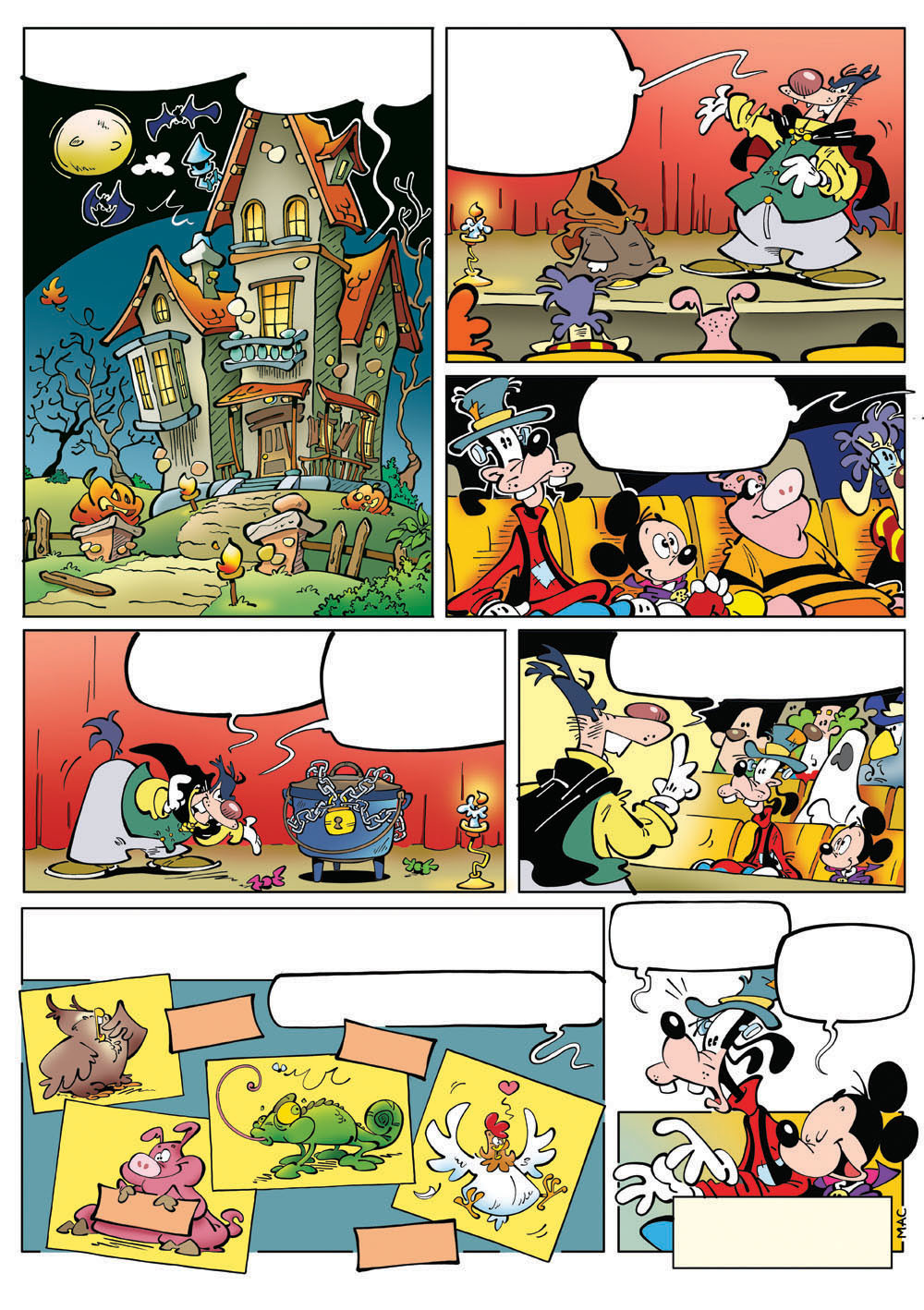 Mickey enigme n°3