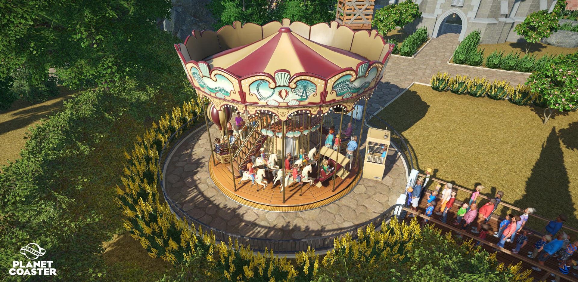 Oscar rickett carousel4
