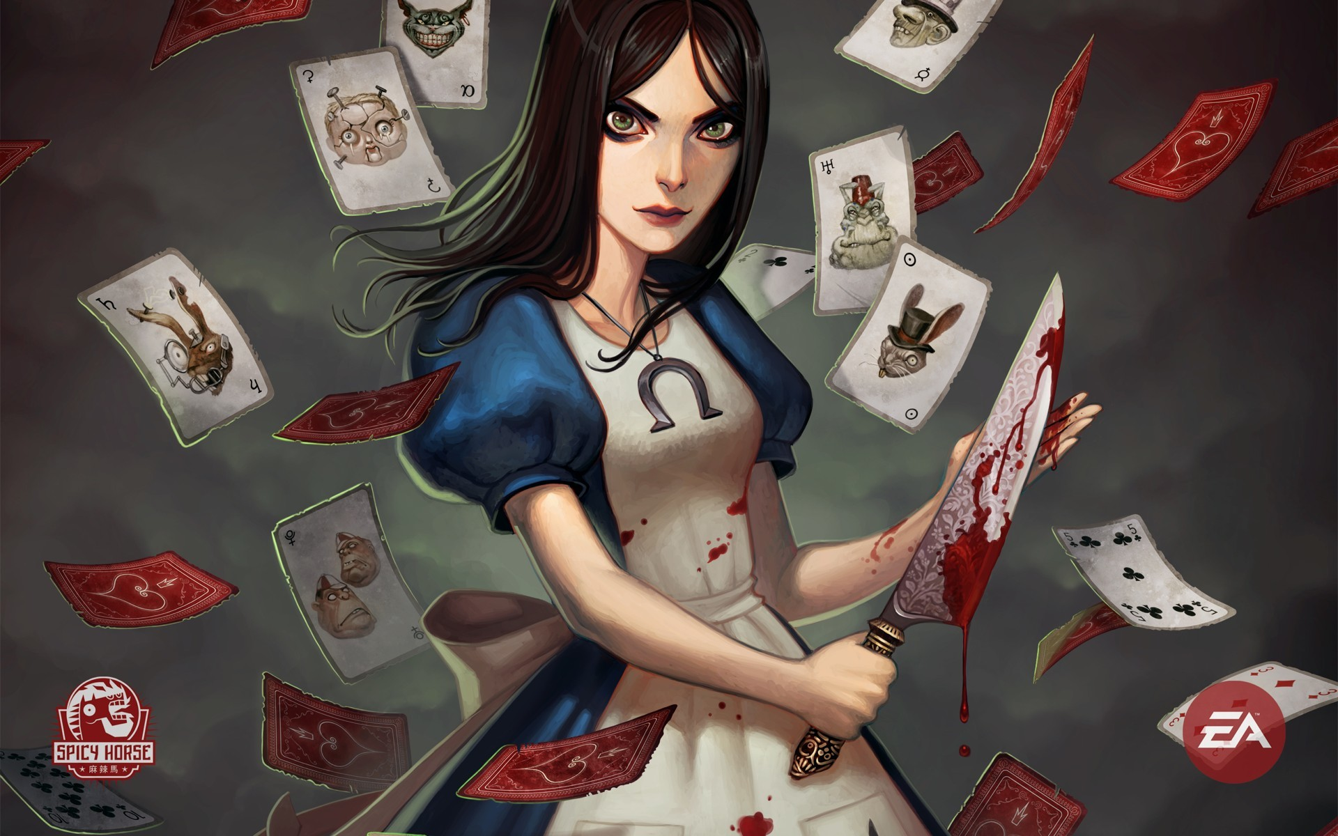 Yogen yogensia alice madness returns art
