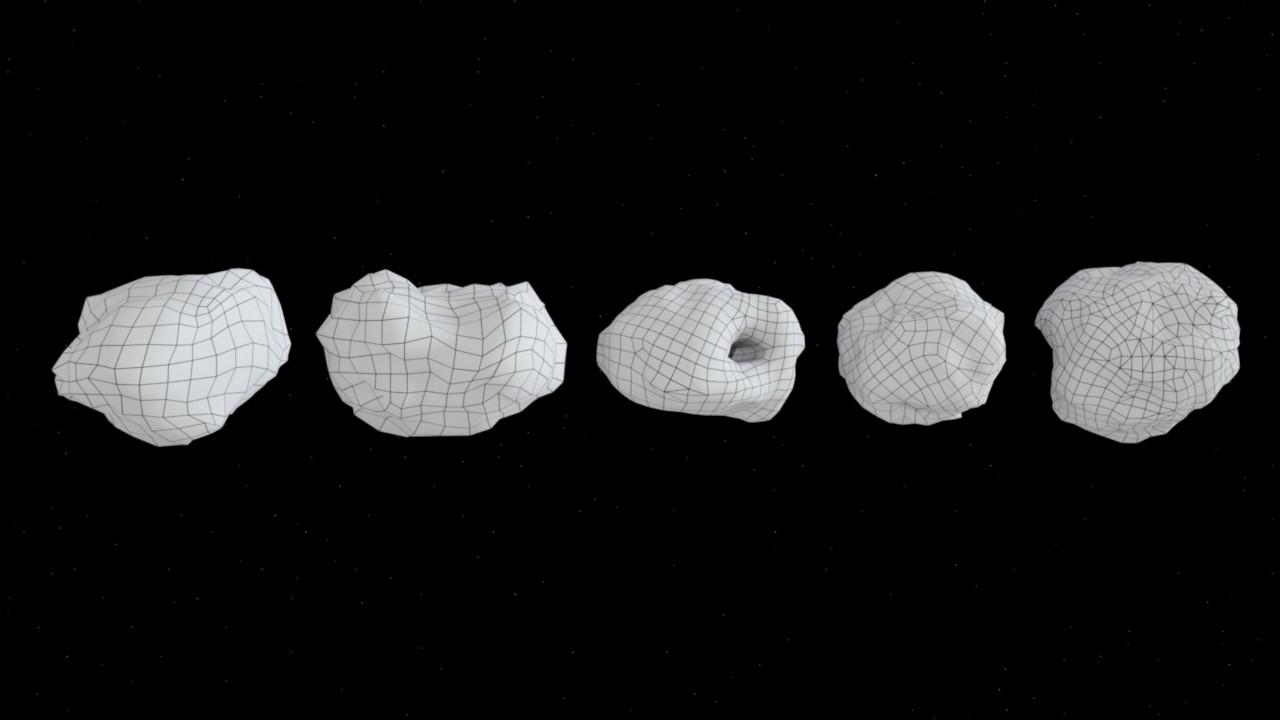 Robert kuroto asteroids 3