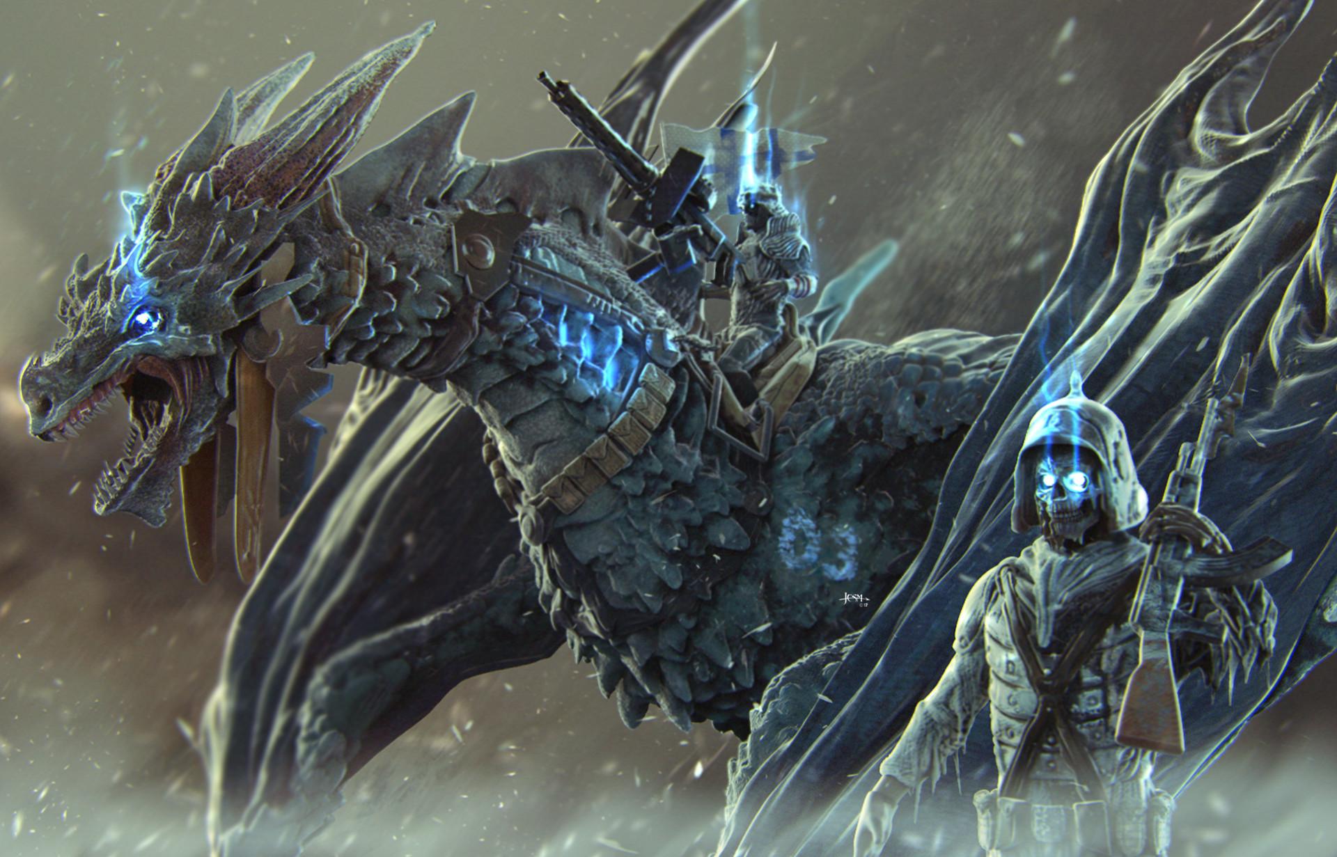 Jean paul ficition dragon01b