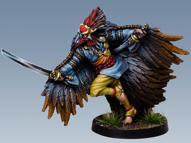 Michael jenkins c1 shaman
