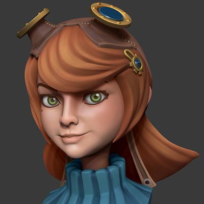 Lauren Lapierre Armande - 3D Character Artist - Portfolio
